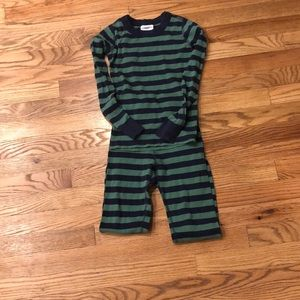 Hanna Anderson Striped pajamas